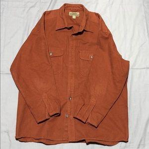 Other - Cabelas Deerskin soft Champois shirt